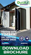 Garrison shed brochure download