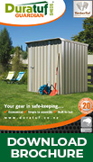 Guardian Shed Brochure Download