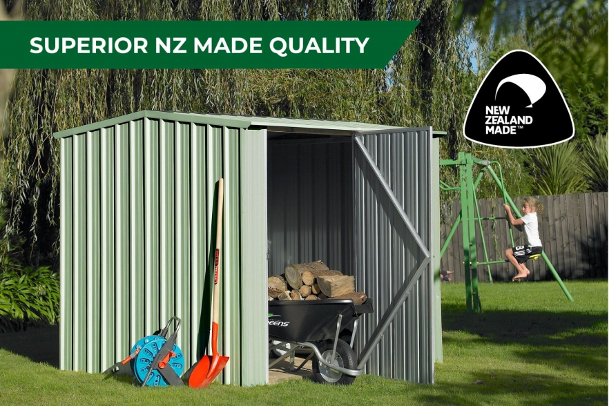 Garden shed nz made