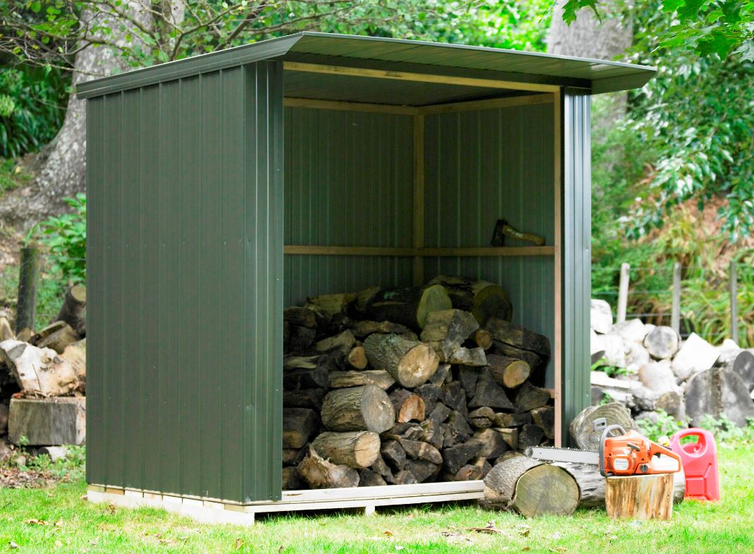 Fortress 400 Woodshed